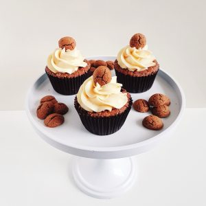 Speculaas Cupcakes