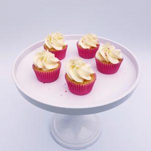 babyshower cupcakes roze meisje