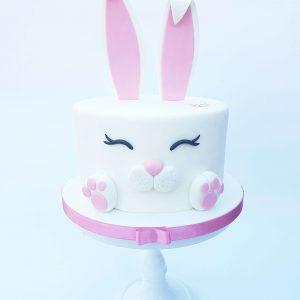 Easter Bunny . Paashaas taart