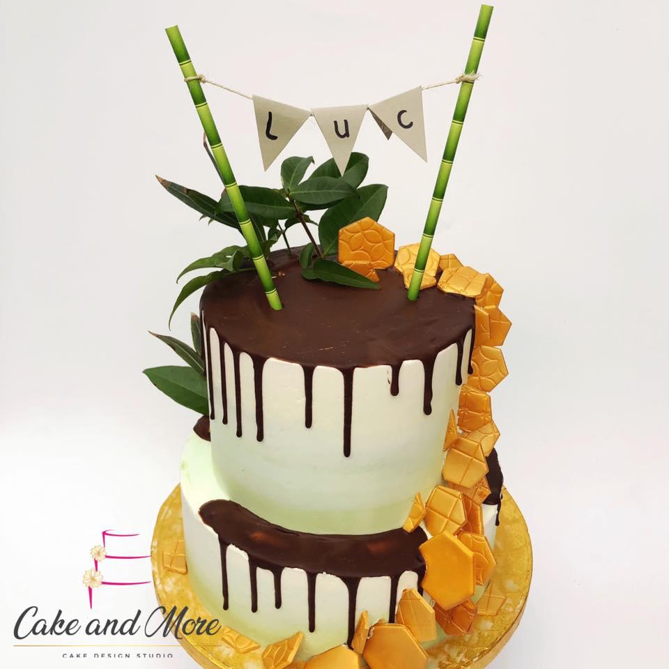 verjaardagstaart 1e verjaardag thema taart