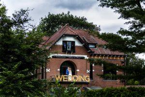 Parkhotel Hugo de Vries Lunteren trouwlocaties