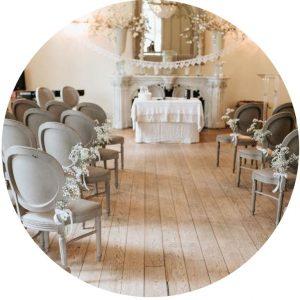 Romantische ceremonie Kasteel de Schaffelaar trouwlocaties